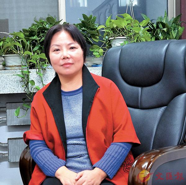 ■陝西省社科院文化旅遊研究中心主任張燕 。香港文匯報記者張仕珍 攝