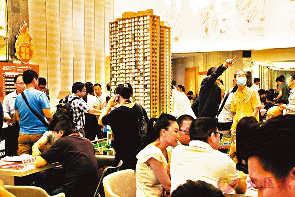 ■紅磡環海•東岸3年前曾以95%高成數按揭作招徠,獲近60%買家選用。資料圖片