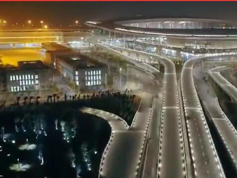 港珠澳大橋通車後將形成三地1小時生活圈