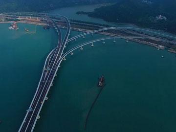 瞰香港特別節目 | 港珠澳大橋香港口岸人工島