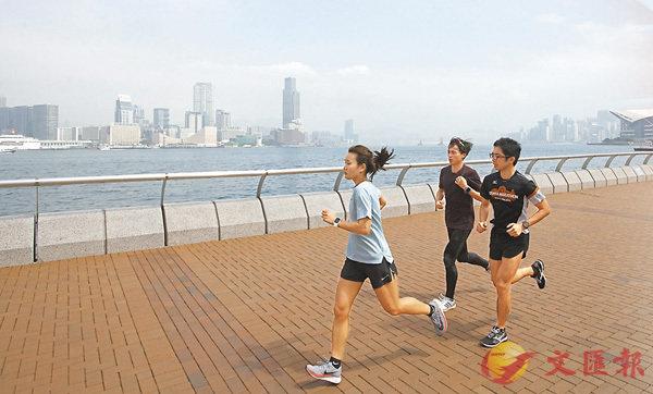 ■調查顯示逾六成受訪香港巿民在過去半年沒有經常進行運動。 資料圖片