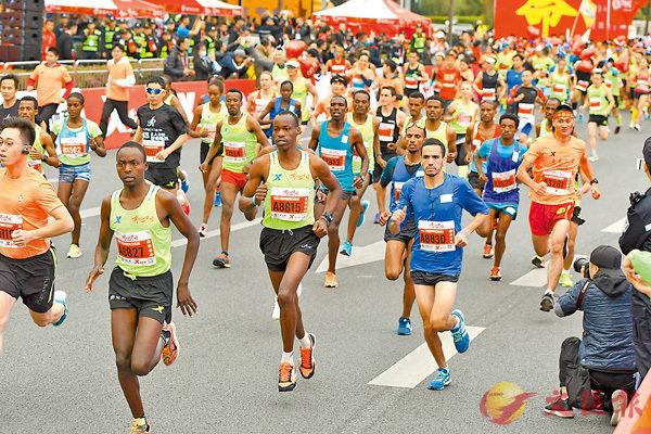 2018深圳国际马拉松12月开跑