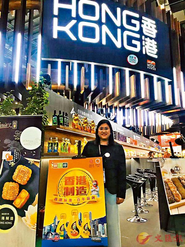 ■林鳳明直言其公司生產理念是品質不能夠妥協。香港文匯報記者夏微  攝
