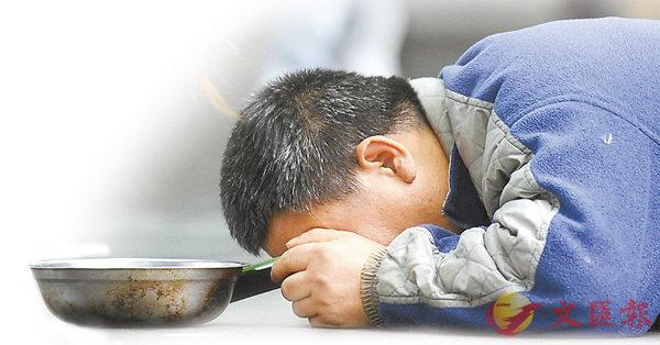 ■本港的貧富差距嚴重。 資料圖片