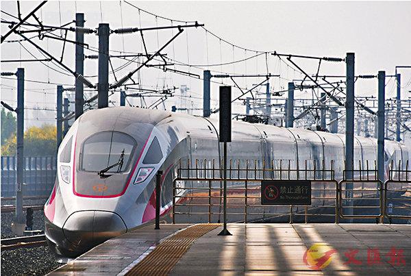 ■2007年,京滬高鐵股份有限公司成立,中國鐵路總公司為大股東。2014年京滬高鐵開始有錄得盈利,去年賺約百億元人民幣。 資料圖片