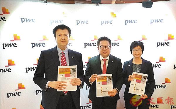 ■王志偉(左)指可通過成立家族信託基金,保留公司股權和投票權,讓專業團隊協助打理公司業務。 殷考玲攝