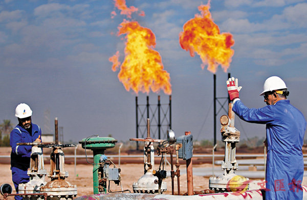 ■近期公佈的美國原油庫存數據急增,給油價帶來明顯的壓力。資料圖片