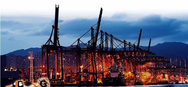 ■ 政府預計貿易摩擦對香港的外貿影響已開始浮現。 資料圖片