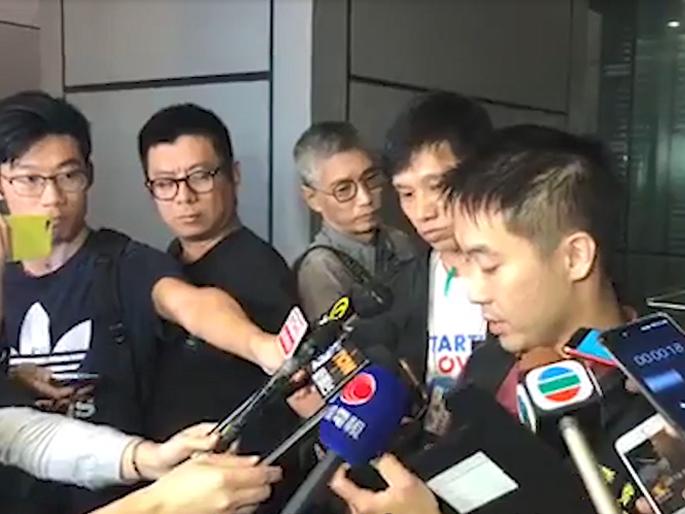 36小時破案 警方拘捕瑪麗醫院逃犯