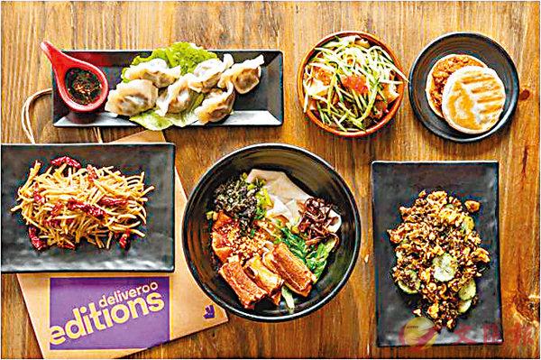 ■Deliveroo現時在香港市佔率最高,更與很多知名食肆合作。