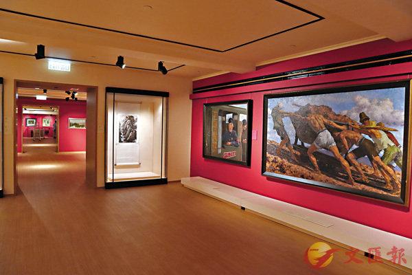 ■展覽中共展出61件珍貴作品。