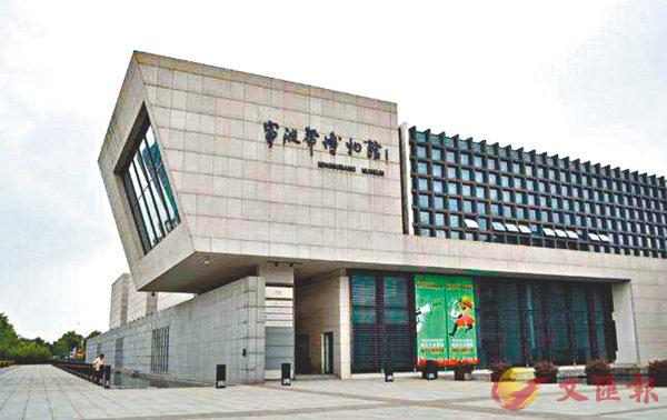 ■寧波幫博物館外觀。 作者提供