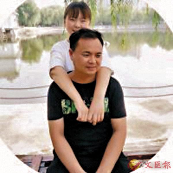 ■受傷前的李辰璽和父親李志鋒的合影。 網上圖片