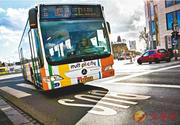 ■盧森堡擬由明年夏季開始,將全國所有公共交通工具免費。網上圖片