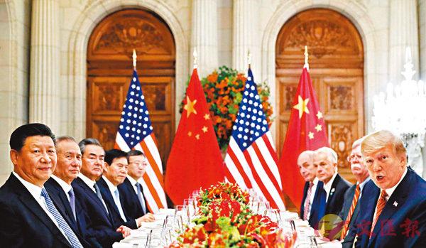■全球聚焦「中美飯局」,中美一致暫時休戰,但後市依然存在不確定性。路透社
