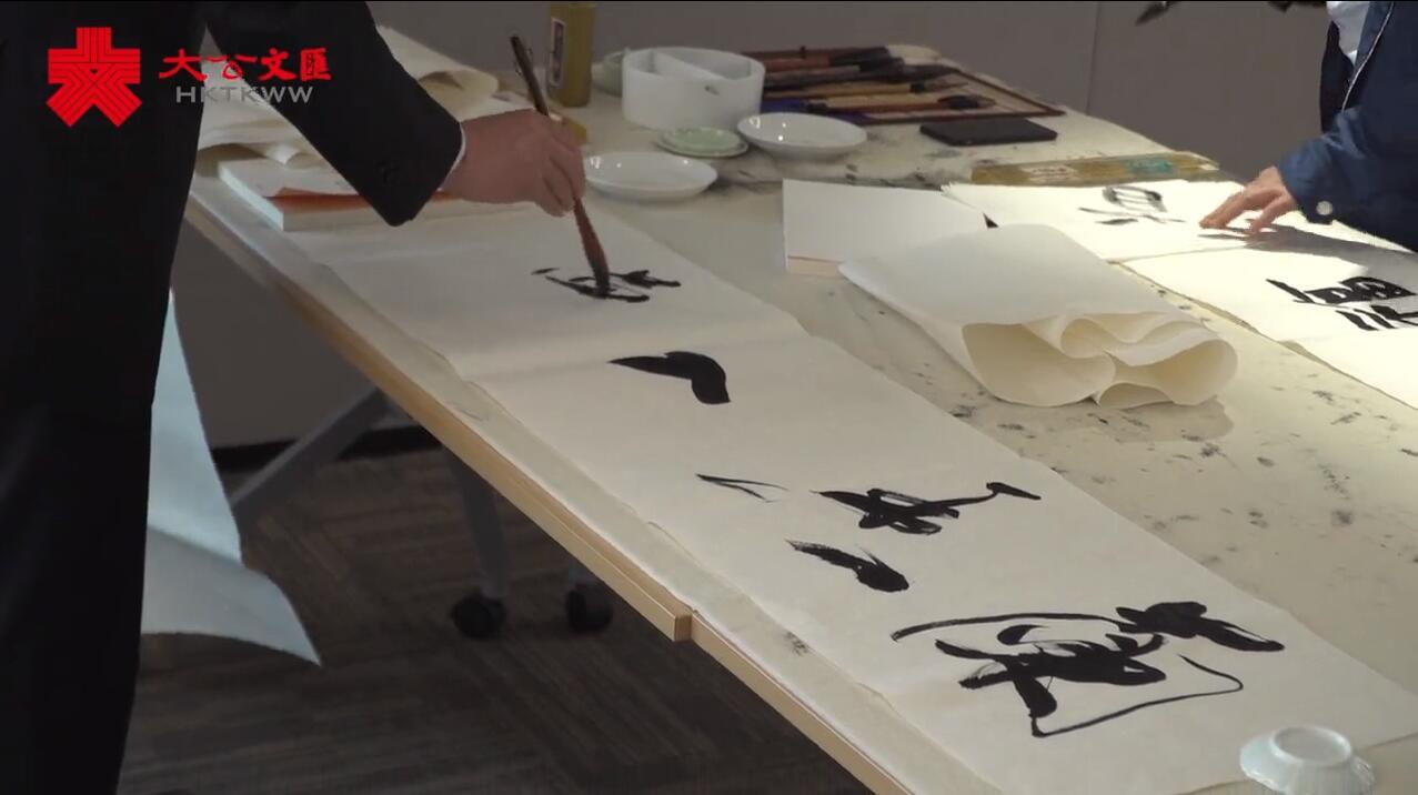 筆墨丹青 「東方神韻」展書畫之美