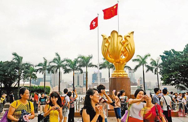 ■香港成功實行「一國兩制」,在經濟社會各領域國際排名遠超台灣。