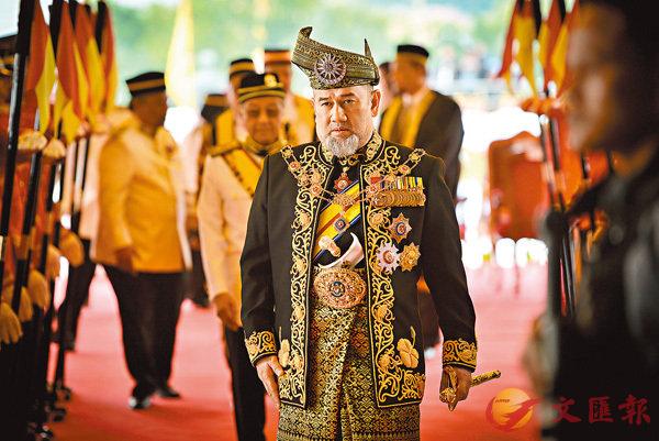 ■穆罕默德五世辭去馬來西亞國家元首職務。新華社