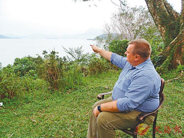 ■世界自然基金會香港分會行政總裁(CEO),江偉智(Peter Cornthwaite)以青年人角度推廣保育大自然。