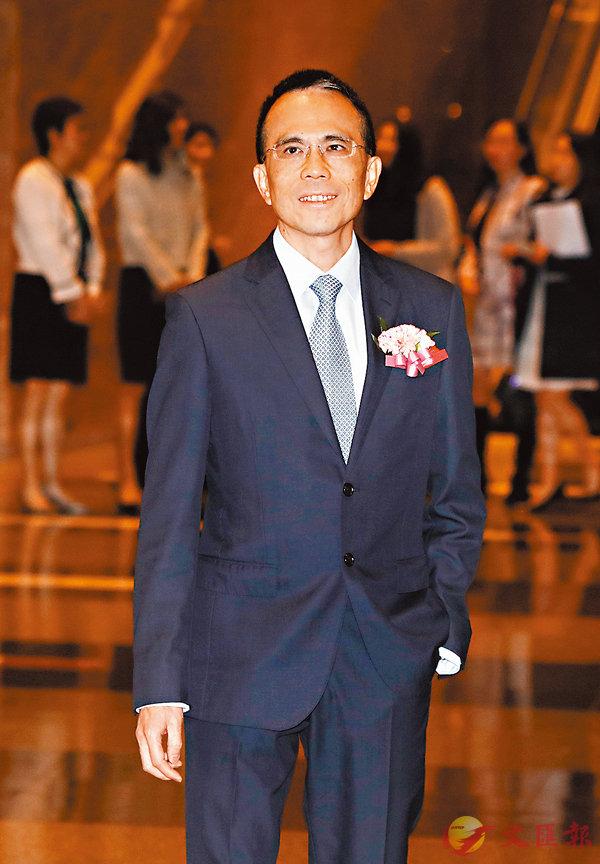 ■李澤鉅。香港文匯報記者劉國權  攝