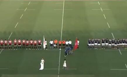 看看香港橄欖球代表隊,唱國歌唱的那個響亮,點讚!