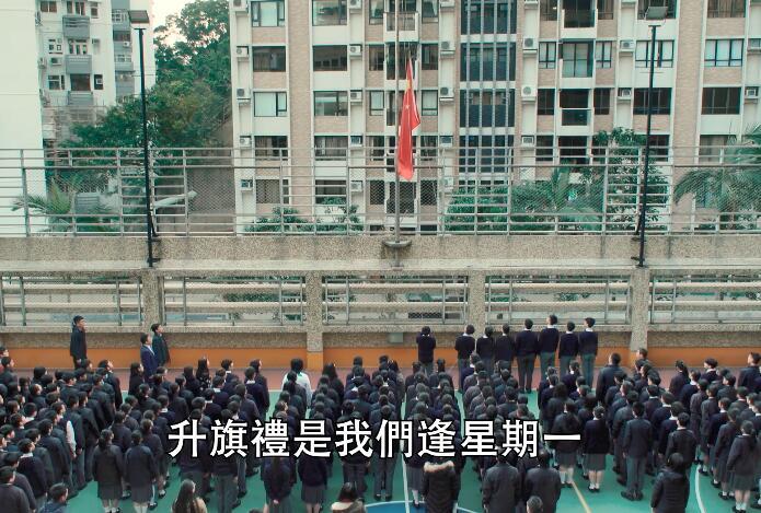 國歌法本地立法 培僑校長伍煥杰:順理成章