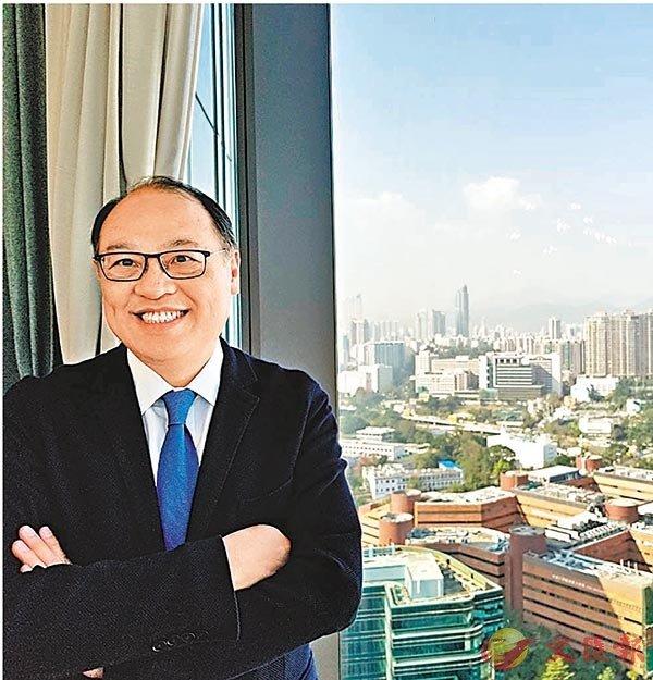■林大輝計劃在內地設立理工分校,選址包括廣州、東莞或深圳。