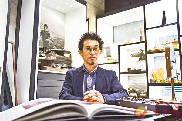 ■Matsuda創意及執行總監 直江秀雄先生