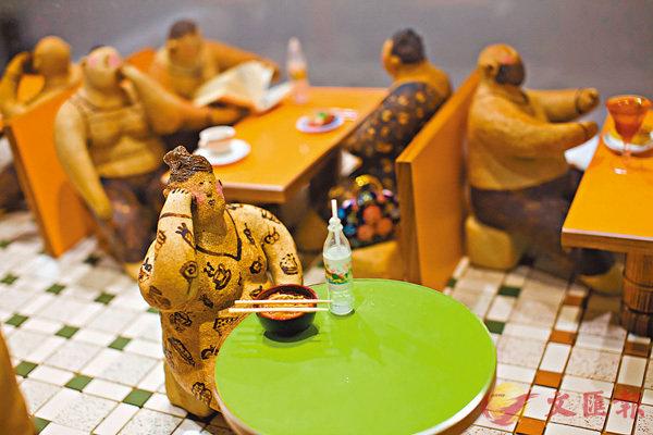 ■不少茶餐廳的英文餐牌都出現不當用字。資料圖片