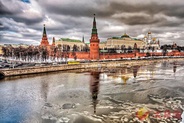 ■莫斯科的克里姆林是俄國沙皇的宮殿所在。 資料圖片