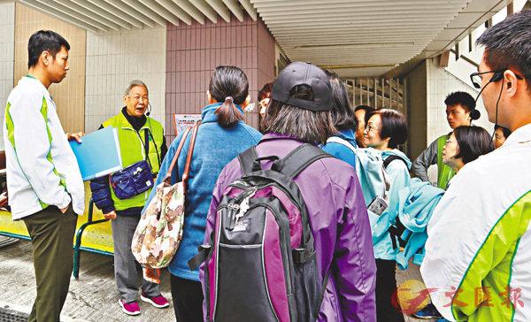 ■導賞員趙香愛(左二)表示,參加計劃後記憶力有明顯改善。