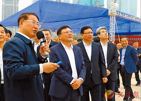 建設大灣區 深圳上高速