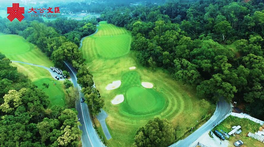 瞰香港特別節目•粉嶺高爾夫球場