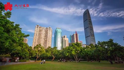 未來之星:粵港澳大灣區給港青更多機遇