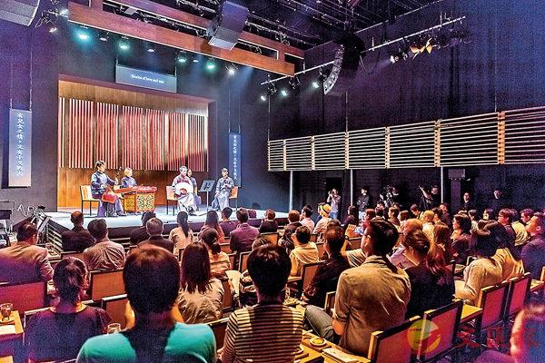 ■茶館劇場座位較少。西九文化管理局提供