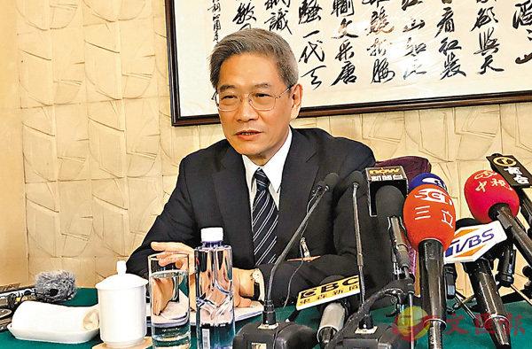 張志軍:大陸主導權增 更有能力促統