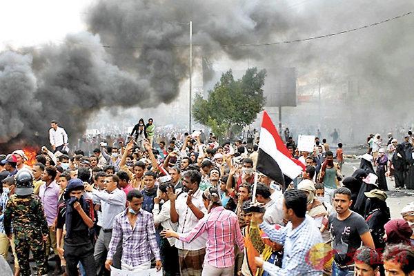 ■也門內戰激烈。 網上圖片
