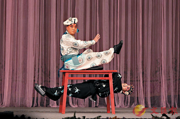 ■京劇《三岔口》
