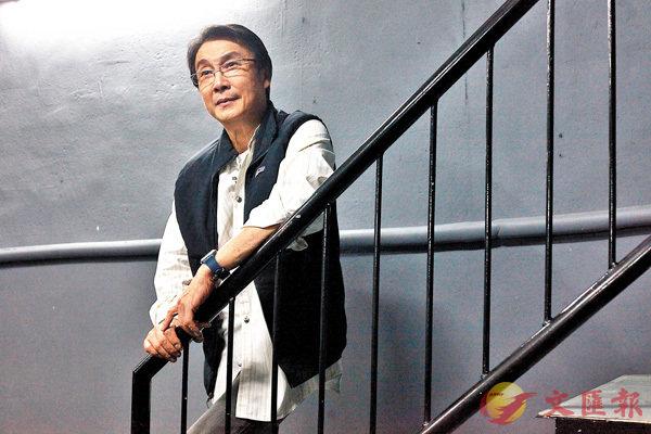 ■劉松仁從藝幾十年,首次執導音樂劇。