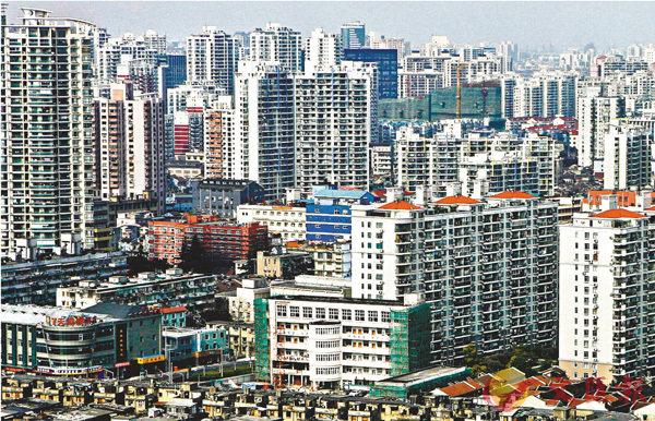 ■上海市消費者購房意願指數同比升12.9點,錄得近兩年來的最高點位。 資料圖片