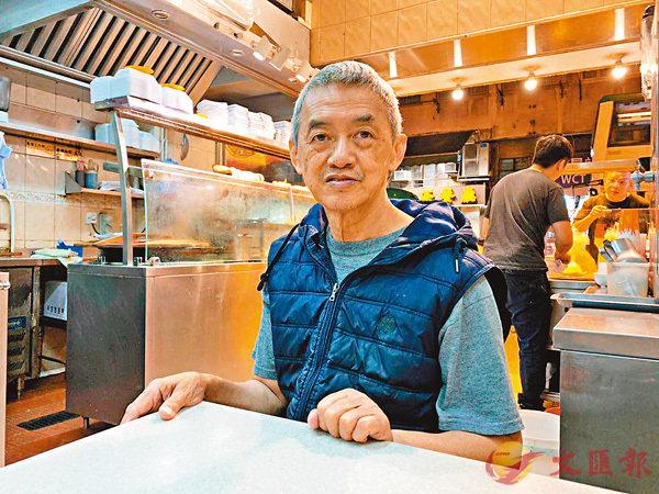 ■陳子富希望把豆腐提升到更高的層次。