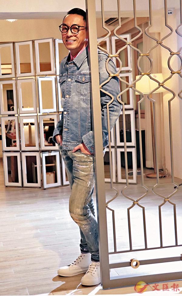 ■滿腹大計的姜皓文,透露將做導演,拍一個關心社會的故事。