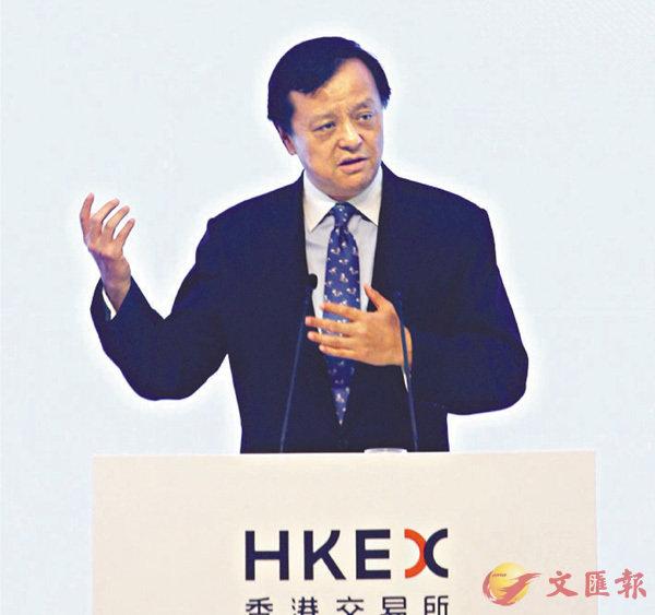 ■李小加稱,內地產品越多、越開放,對香港越有好處。 資料圖片
