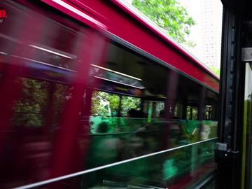 停運倒計時 香港太平山頂纜車即將升級