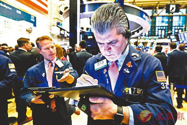 ■美股表現強勁,尤其是在上周五數據公佈後更進一步走高。 美聯社