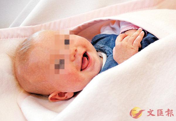 ■幼兒時期的言語發展快慢,和將來的智力發展並無直接關係。 資料圖片