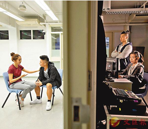 ■學院希望新開辦的學士課程能和已辦多年高級文憑課程互相配合,產生協同效應。 港專供圖
