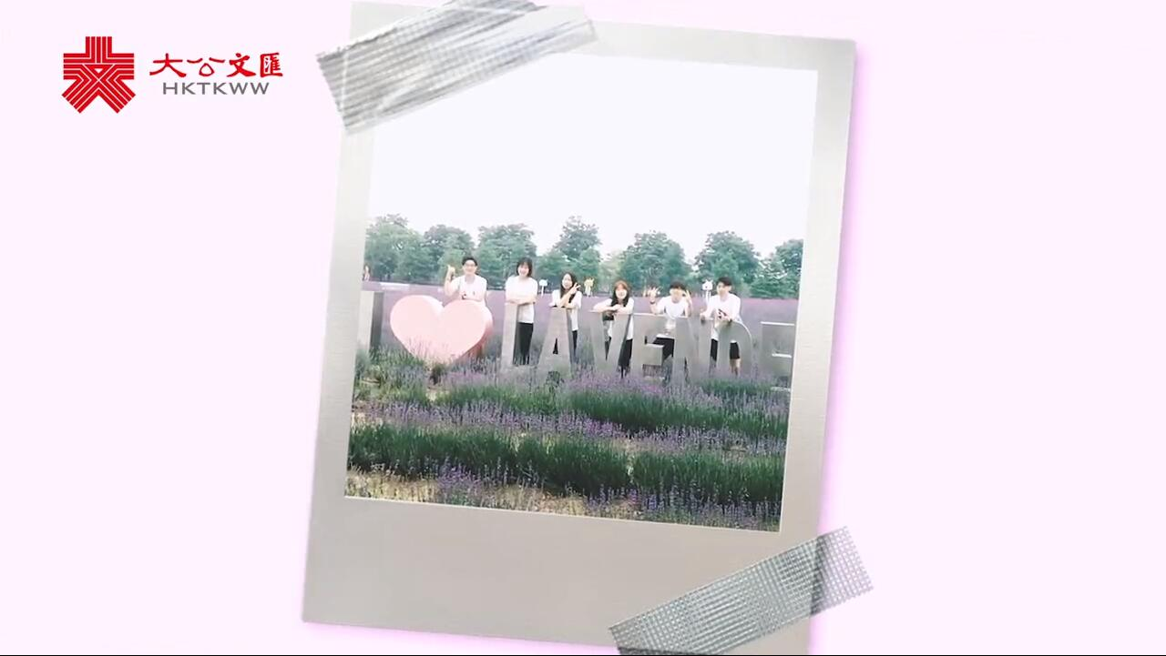 當中國旅遊日遇上¡u520¡v 紫色浪漫風行滬上