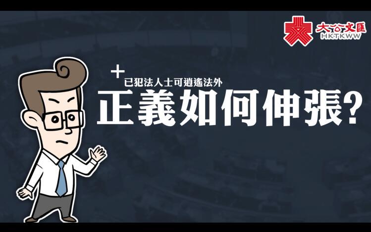 動畫 | 反修例七歪理 駁畀你睇