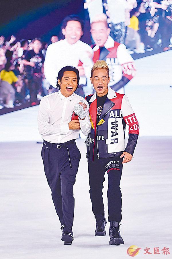■杜德偉感謝陳小春為他獻出第一次!